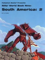 Rifts - South America 2