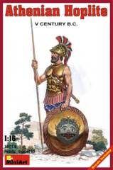 MiniArt Athenian Hoplite. V century B.C. (1/16)