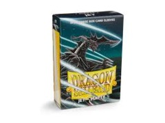 Dragon Shield 60ct Japanese Matte Jet Card Sleeves