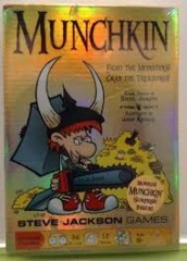 Munchkin Full Color Edition