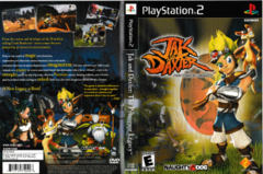 PS2: Jak and Daxter The Precursor Legacy