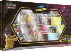 Detective Pikachu - On the Case Figure Collection