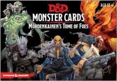 D&D Monster Cards: Mordenkainens Tome of Foes