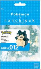 Nanoblock Pokémon Series - Snorlax
