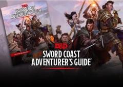 D&D: 5th Edition Sword Coast Adventurer's Guide