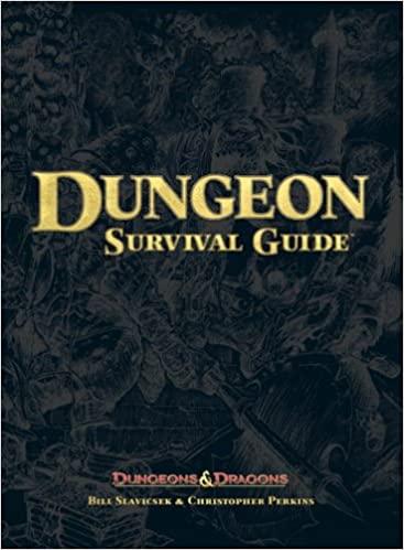 D&D Dungeon Survival Guide