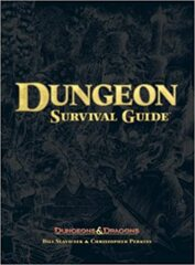 D&D Dungeon Survival Guide