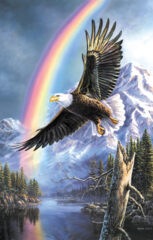 Eagle of Promise 1000pc Puzzle