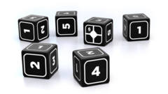 Alien: The Roleplaying Game - Base Dice Set