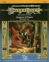 AD&D Dragon Lance: Dragons of Flame