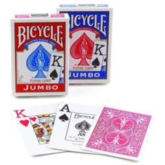 Playing Cards: Jumbo Index
