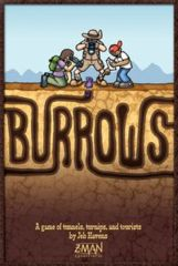 Burrows Boardgame