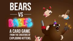 Bears VS. Babies Certified Used