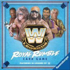 WWE Legends Royal Rumble Card Game