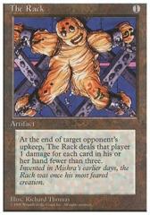 The Rack - 4th Edition - Black Border