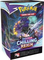 Pokemon: Sword & Shield - Chilling Reign Build & Battle