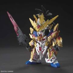 Bandai #01 Liu Bei Unicorn Gundam