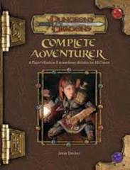 D&D 3.5 - Complete Adventurer