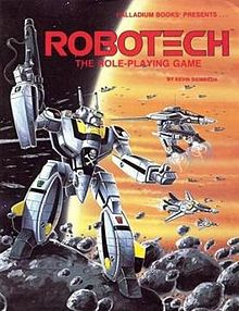 Robotech The Role-Playing Game