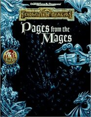 Pages from the Mages (Advanced Dungeons & Dragons: Forgotten Realms)
