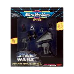 Micro Machines Star Wars Imperial Forces Gift Set 1994