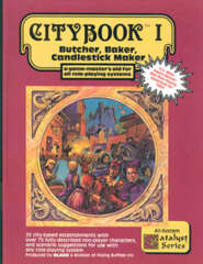 Citybook 1: Butcher, Baker, Candlestick Maker
