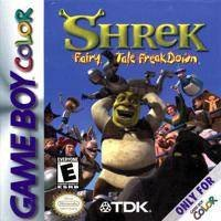 Nintendo Gameboy Color: Shrek: Fairy Tale Freakdown