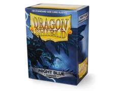 Dragon Shield: Night Blue Standard