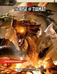D&D: 5th Ed.  The Rise of Tiamat - Adventure