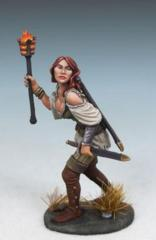 Raven Switchsword Female Rogue DSM-4615