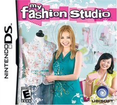 Nintendo DS: My Fashion Studio