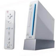 Used Wii Console Bundle