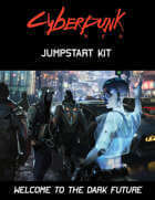 Cyberpunk 2020 Jumpstart Kit Starter Set