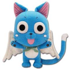 Great Eastern GE-6968 Fairy Tail: Happy with Wings Plush, 8