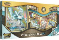 Pokemon Dragon Majesty Special Collection; White Kyurem GX