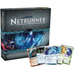 Netrunner Original Core Set & Creation and Control Used Bundle