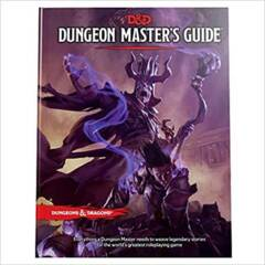 Dungeon Master's Guide 5e