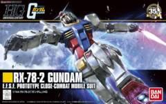 1/144 HGUC RX-78-2 GUNDAM