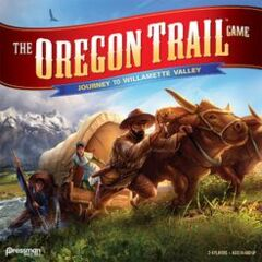 Oregon Trail: Journey to Willamette Valley