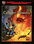 College of Wizardry
