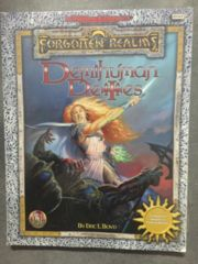 AD&D Forgotten Realms Demihuman Deities