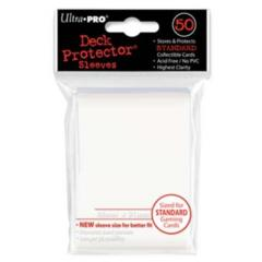Ultra Pro Standard Sleeves - White (50ct)