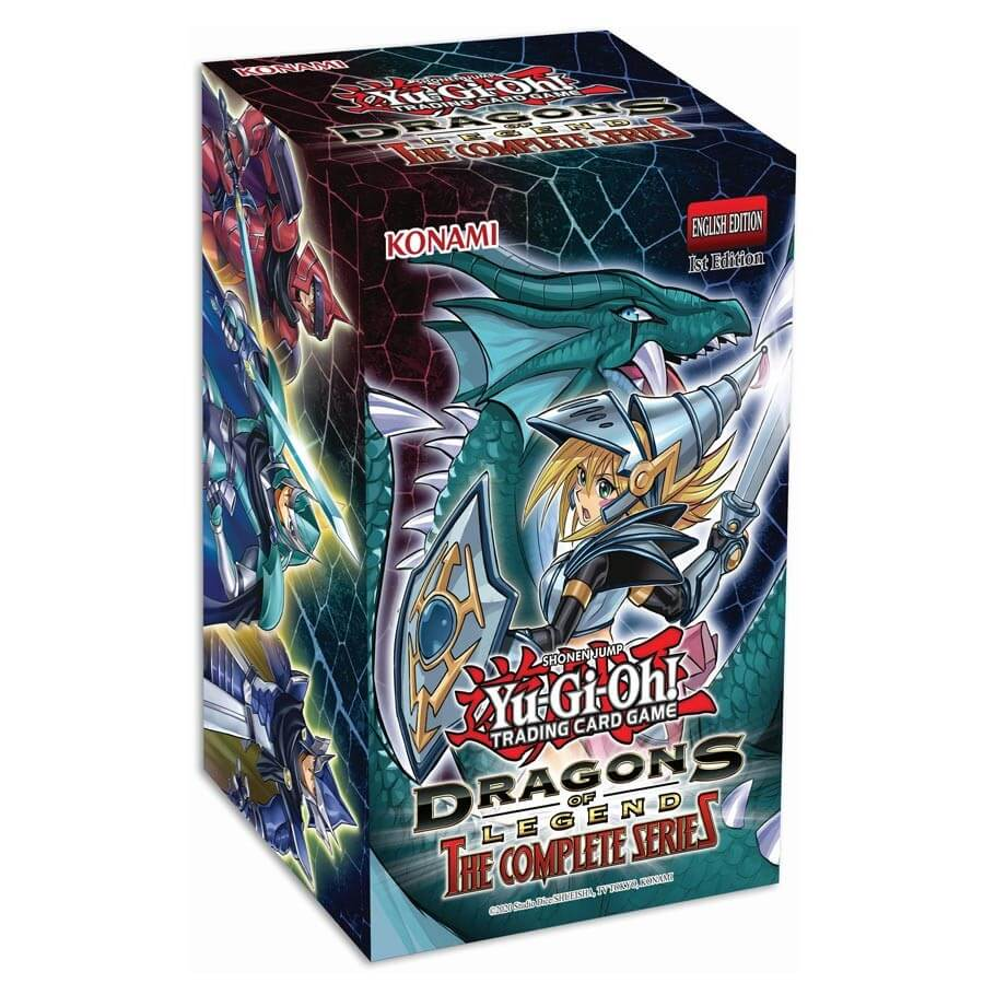 Yu-Gi-Oh! Dragons of Legend: Complete Series