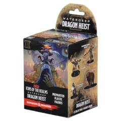 D&D: Icons of the Reams: Waterdeep Dragon Heist Blind Box