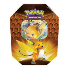 Pokemon: Hidden Fates Tin: Raichu