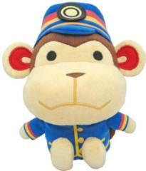Little Buddy Animal Crossing Porter Plush, 7.5