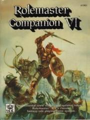 Rolemaster Companion VI