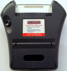 Game Genie for Sega Game Gear