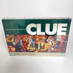 CLUE: collectible suspect tokens edition