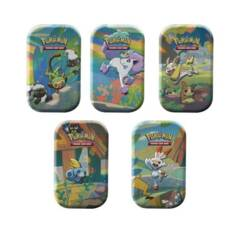 Pokemon: Galar Pals Mini Tin